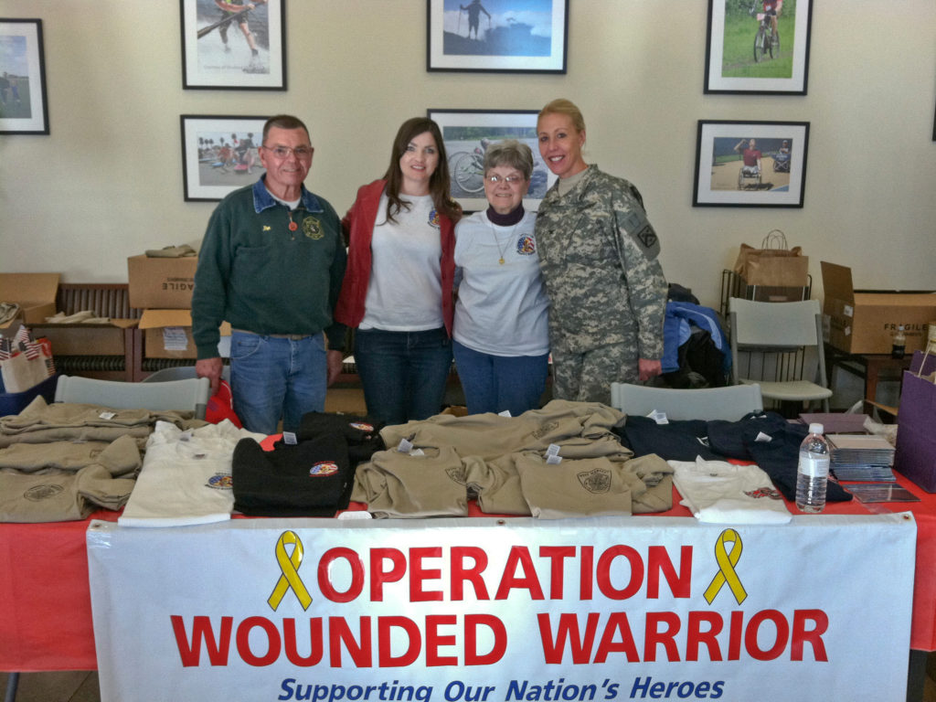 Operation Wounded Warrior